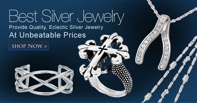 Best Silver Jewelry at Unbeatable Price